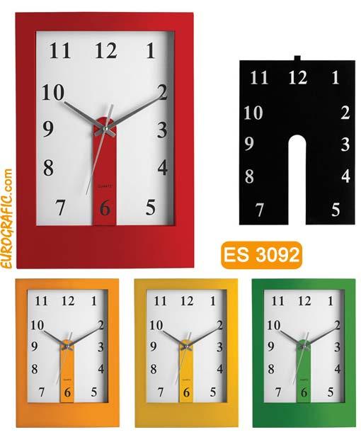 Eccezionale Orologi da muro e da tavolo personalizzati promozionali| EUROGRAFIC BI34